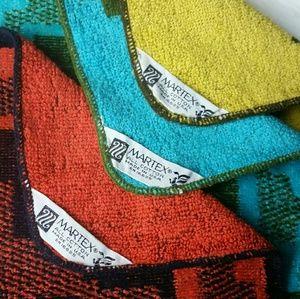 Vintage Bath - Vintage Terrycloth Washcloths Set of 3
